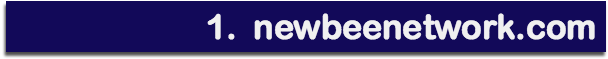 newbeenetwork is moving resources and support